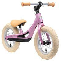 """Rowerki biegowe, Rowerek biegowy Cruiser magnezowa rama ultralekki 12"""" BIKE STAR GERMANY różowy"""