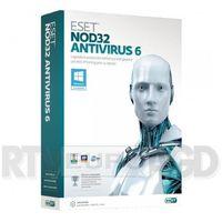 Oprogramowanie antywirusowe, ESET NOD32 Antivirus BOX 1 - desktop - odnowienie na rok