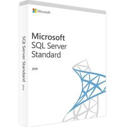 Microsoft SQL Server 2019 Standard + 45 User Cals
