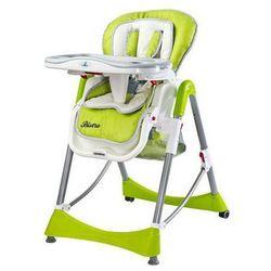 Krzesełko do karmienia Bistro zielone