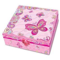 Pecoware Pudełko z pamiętnikiem i akcesoriami (170175FB). od 6 lat