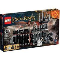 Klocki dla dzieci, Lego LORD OF THE RINGS Bitwa u czarnych wrót 79007