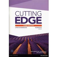 Książki do nauki języka, Cutting Edge 3ED Upper-Intermediate WB+key (opr. miękka)