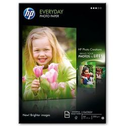 Papier HP Everyday Glossy Photo A4 100ark Q2510A - KURIER UPS 14PLN, Paczkomaty, Poczta