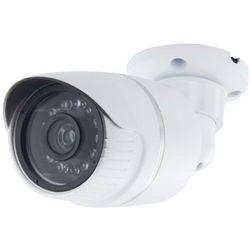 Atrapa kamery zewnętrznej czarno-biała