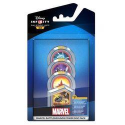Disney Infinity 3.0 - Dyski Mocy Pole Bitwy Marvela
