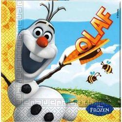 Dajar Serwetki Frozen Olaf Summer 33 x 33 cm 20szt.