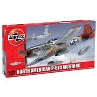 Figurki i postacie, AIRFIX North American P- 51D Mustang