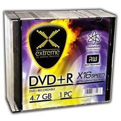 Esperanza DVD+R Extreme 4.7GB 16x Slim (10szt.) / DARMOWA DOSTAWA / DARMOWY ODBIÓR OSOBISTY!