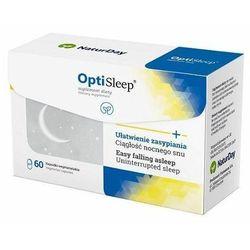 NaturDay OptiSleep, dobry sen, 60 kapsułek