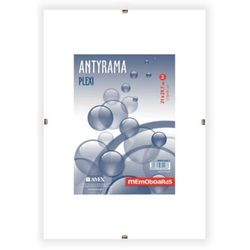 Antyrama MEMOBOARDS plexi 40x50cm