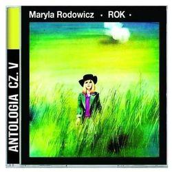 MARYLA RODOWICZ - ROK (CD)