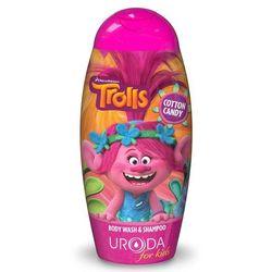 Uroda for Kids Żel pod prysznic 2w1 dla dzieci Trolls Poppy 250ml