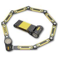 Zabezpieczenia do roweru, Zapięcie rowerowe ONGUARD Heavy Duty Link Plate Lock K9 SKŁADANE 8114 - 102,5cm - 5 x Klucze z kodem ONG-8114 SS16