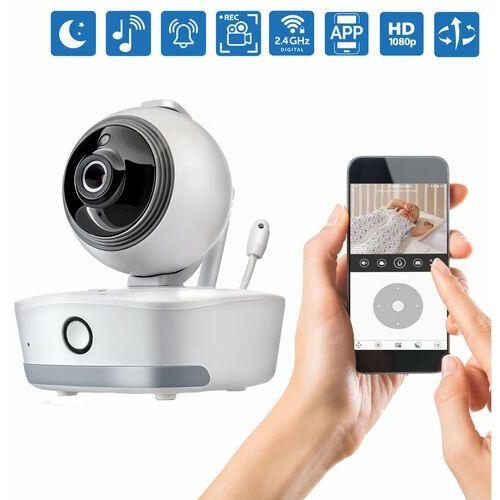 Nianie elektroniczne, Niania elektroniczna kamera WiFi BabyCam Move REER
