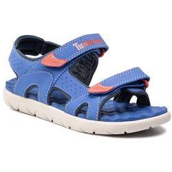 Sandały TIMBERLAND - Perkins Row 2-Strap TB0A1NJ8J451 Bright Blue