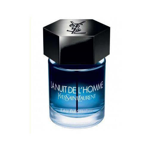 Wody toaletowe męskie, Yves Saint Laurent La Nuit De L'Homme Eau Electrique 100ml EdT
