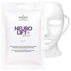 Farmona NEUROLIFT+ Hialuronowa maska bionanocelulozowa