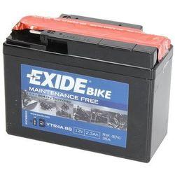 Akumulator EXIDE BIKE AGM YTR4A-BS