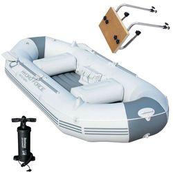 Bestway Marine Pro ponton, łódka z mocowaniem silnika Darmowa wysyłka i zwroty