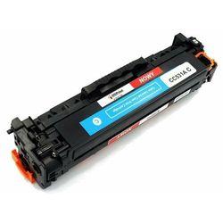 Zgodny z CC531A toner do HP Color Laserjet CP2025dn CM2320nf / 2,8K niebieski Nowy DD-Print