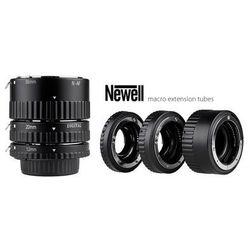 NEWELL Pierścienie pośrednie makro z automatyką - Nikon metalowe