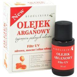 Bioelixire olejek arganowy do włosów zniszczonych i suchych 20ml