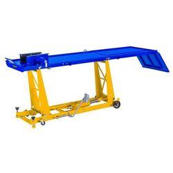 Podnośnik motocyklowy - 450 kg - 190 x 53 cm - najazd