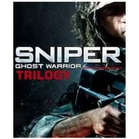 Gry PC, Sniper Ghost Warrior Trilogy (PC)