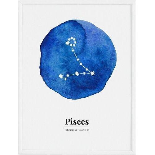 Plakaty, Plakat Pisces 21 x 30 cm