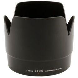 Canon ET-86 osłona pod światło do obiektywów z mocowaniem EF