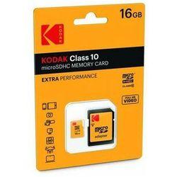 Karta pamięci KODAK microSDHC 16 GB