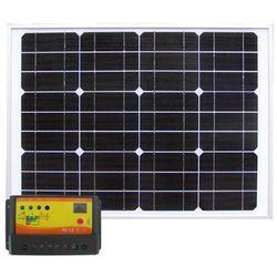 Bateria słoneczna FOTTON FTM-30W z regulatorem ładowania NV5 5A
