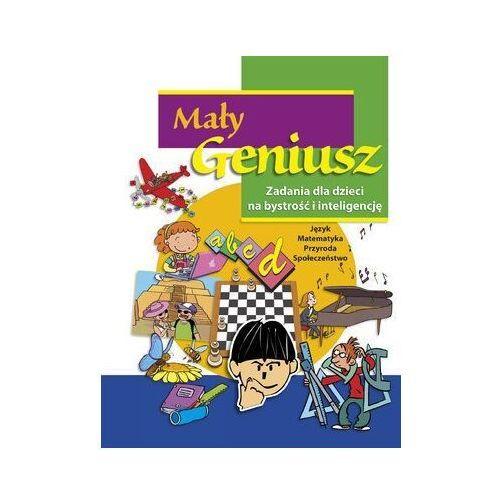 Książki dla dzieci, Mały geniusz - Praca zbiorowa