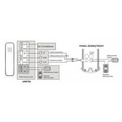 Zestaw domofonowy ORNO DOM-IS-917/B DARMOWY TRANSPORT