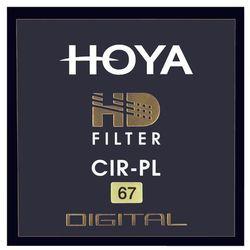 HOYA FILTR POLARYZACYJNY PL-CIR HD 67 mm ⚠️ DOSTĘPNY - wysyłka 24H ⚠️