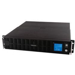 UPS CyberPower PR1500ELCDRT2U Darmowy odbiór w 21 miastach!