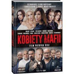 Kobiety mafii DVD + książka (Płyta DVD)