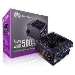 Zasilacz Cooler Master MWE V2 80 Plus MPE-5001-ACABW-EU ATX 500 W- natychmiastowa wysyłka, ponad 4000 punktów odbioru!
