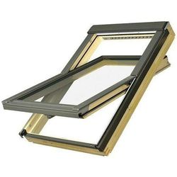 Okno dachowe FAKRO FTP-V P5 Z-W 94x118 antywłamaniowe 3-szybowe