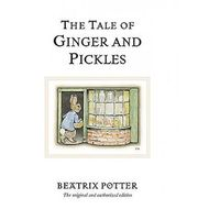 Książki do nauki języka, Tale of Ginger & Pickles (opr. twarda)