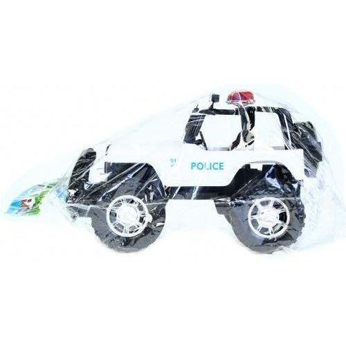 Policja dla dzieci, Auto policja