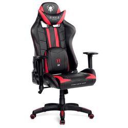 Fotel dla gracza DIABLO CHAIRS X-Ray czarno-czerwony rozmiar L