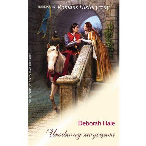 E-booki, Urodzony zwycięzca - Deborah Hale