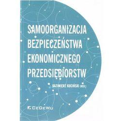 Samoorganizacja bezpieczeństwa ekonomicznego przedsiębiorstw (opr. broszurowa)