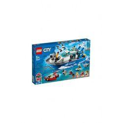 LEGOCity Policyjna łódź patrolowa 1Y40BT Oferta ważna tylko do 2031-02-25