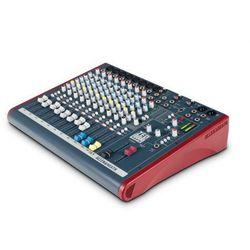 Allen&Heath ZED60 14FX mikser dźwięku z procesorem efektów, potencjometry suwakowe 60mm Płacąc przelewem przesyłka gratis!