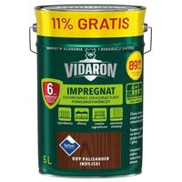 Podkłady i grunty, Impregnat do drewna Vidaron palisander indyjski 5 l
