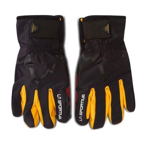 Rękawice ochronne, Rękawice narciarskie LA SPORTIVA - Skimo Gloves Evo T45999100 Black/Yellow