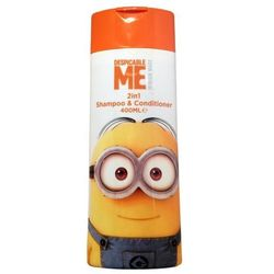 Despicable Me 2in1 Shampoo & Conditioner Minionki 2w1 Szampon i Odżywka 400 ml
